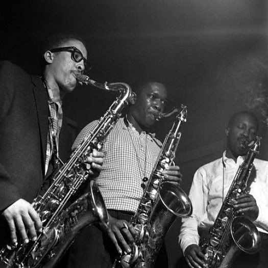 Johnny Griffin, John Coltrane and Hank Mobley  Francis Wolff and the Empire of Cool (Vol. 3)