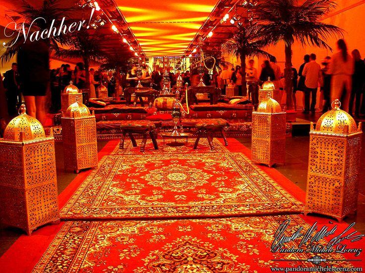 Vorher nachher before after dekorative - Orientalische raumgestaltung ...