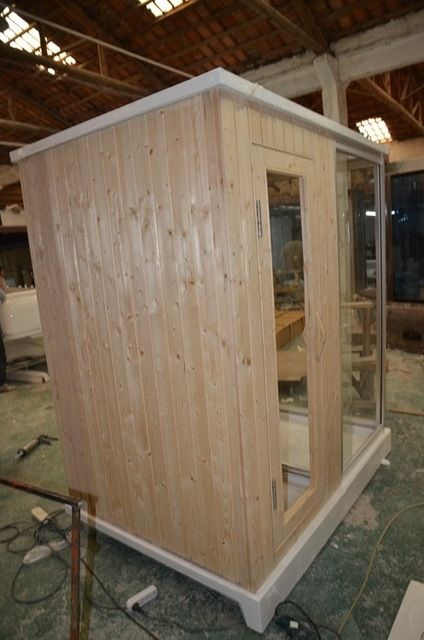 Source HS-SR013 sauna box steam bath/sauna steam bathroom/shower with sauna on m.alibaba.com
