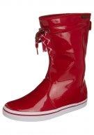 HONEY BOOT - Kumisaappaat - punainen Adidas