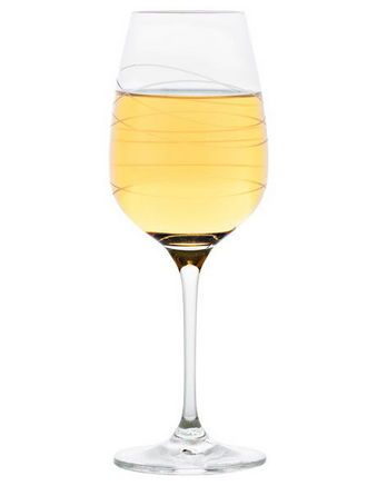 JANE LAMERTON Medley white wine glass 340ml set of 4