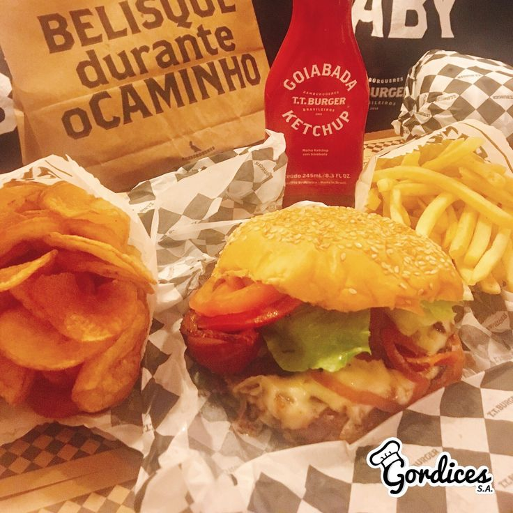 Gordices cariocas no T.T. Burger | Gordices S.A.
