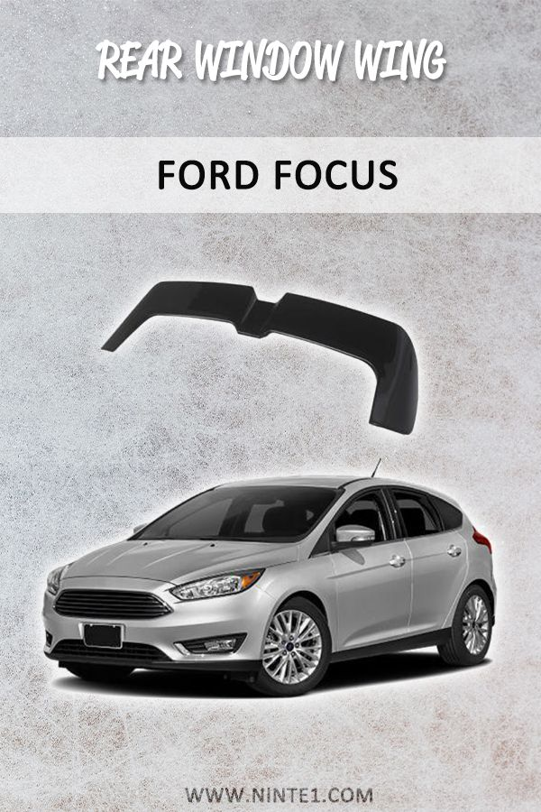 Pin On Ford Focus Accessories