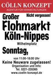 Flohmarkt Köln Nippes in Köln am 28.08.2016,Flohmarkt Köln Nippes