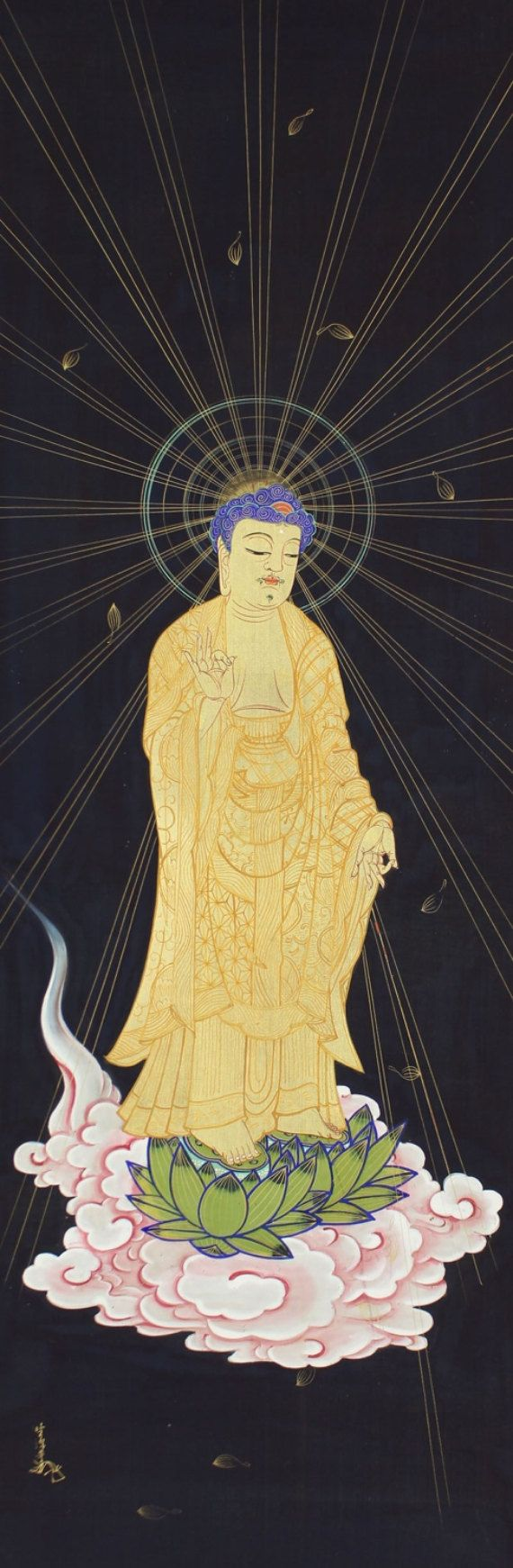 16 best Buddhist Art images on Pinterest | Buddha art, Buddhist art ...