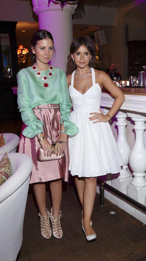 Miroslava Duma & Natasha Goldenberg