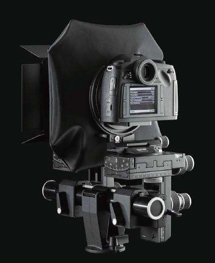 ジナーデジタルとフィルムカメラ:ミディアムフォーマットデジタルカメラ、大判フィルムカメラ、プロフェッショナルカメラ