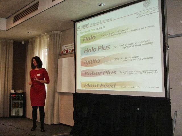 IQ Crops : H IQ Crops στο PHC European Dealers Meeting 2012