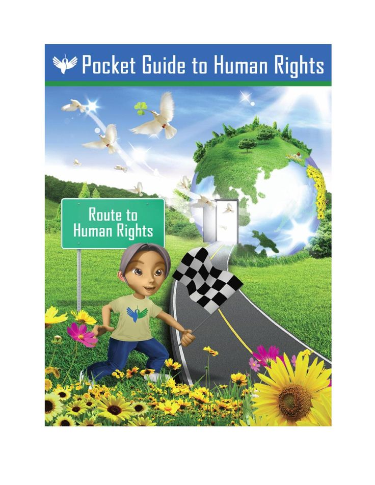 Pocket Guide to Human Rights by ISHR