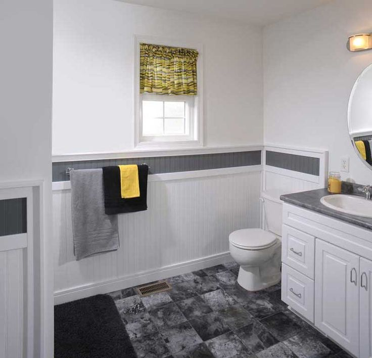 Home Depot Tiles For Bathrooms: 1000+ Ideas About Wainscoting In Bathroom On Pinterest