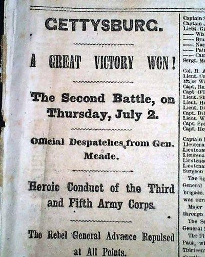 Essay: Battle of Gettysburg was the Turning Point of the Civil War