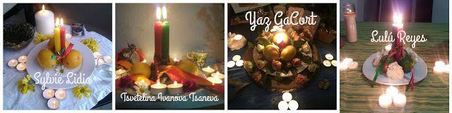 ~ Tarot y Rituales con Margui Centeno - Magia Blanca