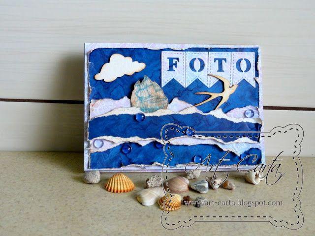 Art-Carta : Wakacyjny folder na zdjęcia