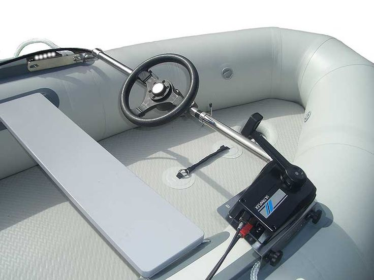 Inflatable Boat Accessories & Options from Excel.
