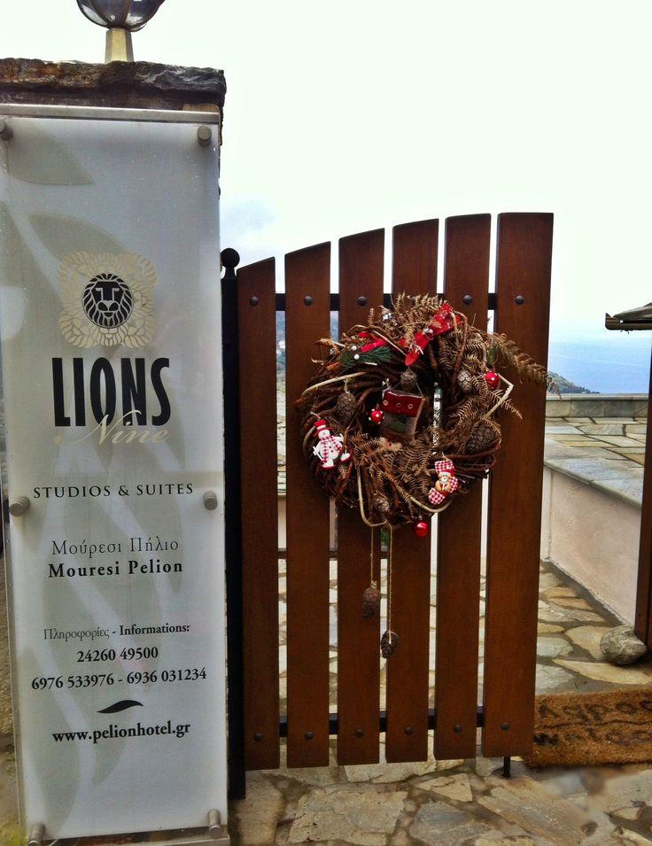 Christmas mood at Lions Nine