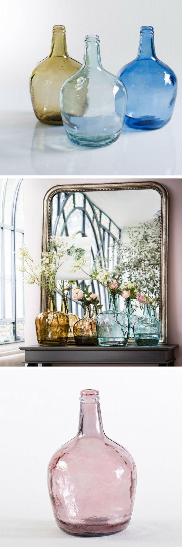 les 25 meilleures id es de la cat gorie dame jeanne en verre sur pinterest pr sentoir. Black Bedroom Furniture Sets. Home Design Ideas