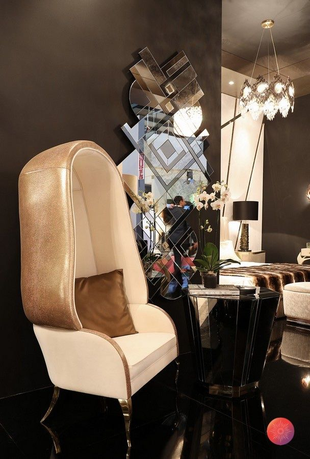 Salone del Mobile 2017 - Best 20 modern chairs to see KOKET (2)