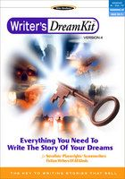 Writer's DreamKit.       Story development software for screenplays and novels     Guides you through theme, plot and character creation     A beginner's version of Dramatica Pro, designed with the novice writer in mind