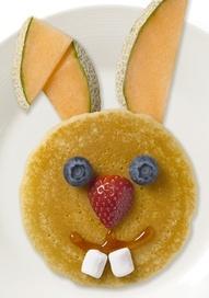 For breakfast on Easter<3