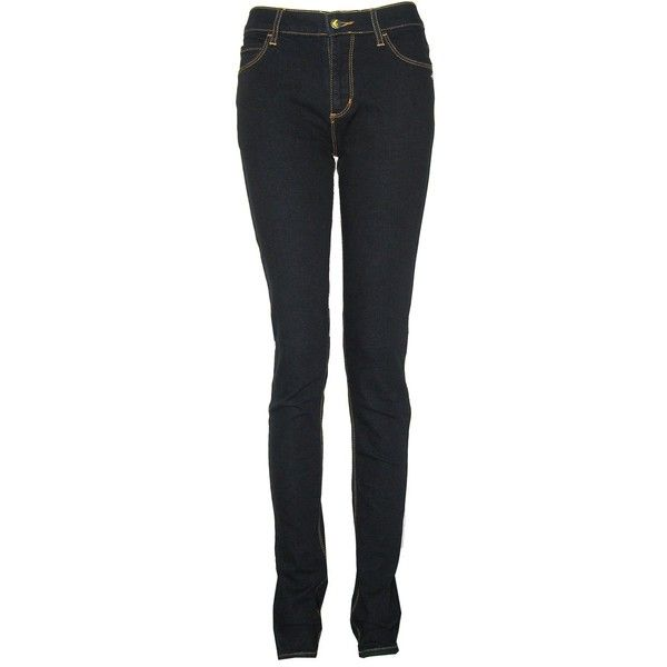 Monkee Genes Organic Classic Skinny Inky Black Jeans ($78) ❤ liked on Polyvore featuring jeans, bottoms, pants, calças, slim fit jeans, skinny jeans, slim jeans, slim cut jeans and super skinny jeans