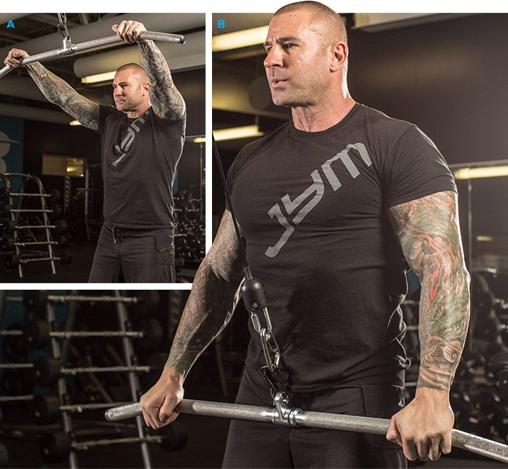 Bodybuilding.com - Jim Stoppani's Back-And-Fourth Back Workout