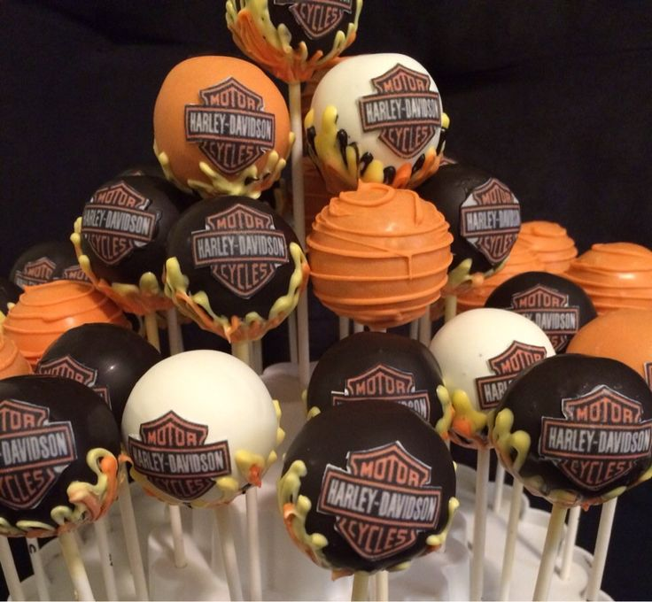 Valencia (CA) United States  city pictures gallery : Densonios Cake Pops Valencia, CA, United States. Harley Davidson ...