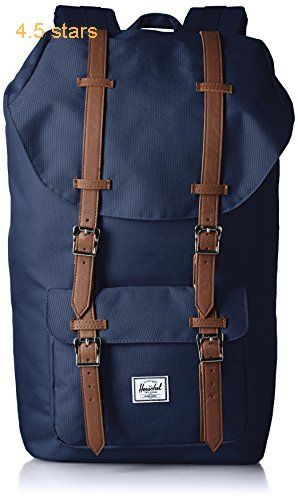(Rating: 4.5 stars) Herschel Supply Co. Little America Backpack Navy One Size Herschel Supply Co America Backpack is a top quality pick in the most popular items bought online in Luggage  category. Click below to see its Availability and Price in your country.