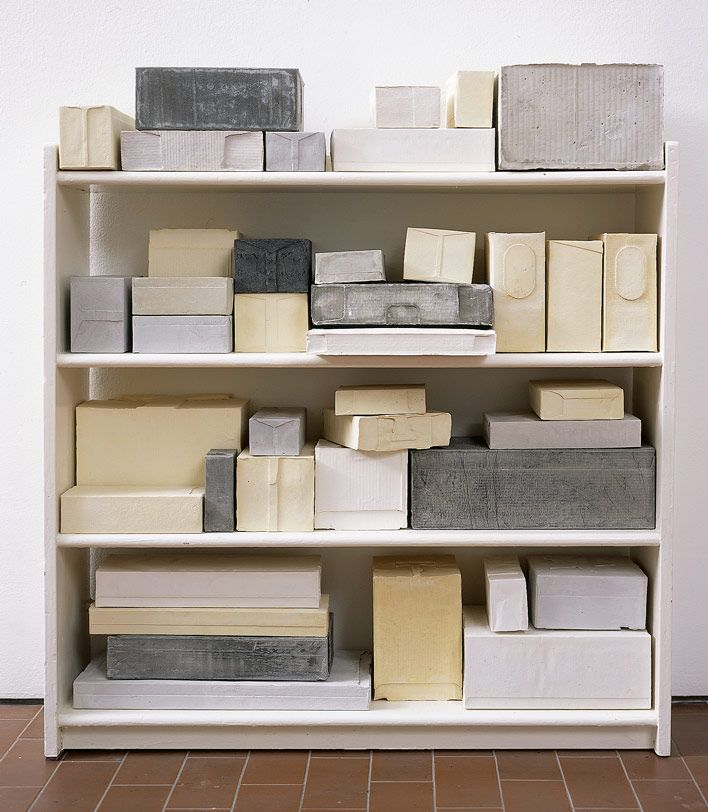 Rachel whiteread. probably one of my favorite people.