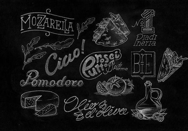 Piadina Romagnola on Behance
