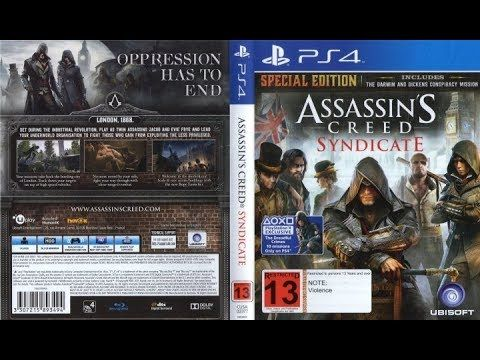 Assassin's creed syndicate | ps4 jailbreak pkg Download(Gdrive link