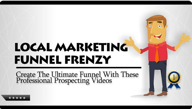 Local Marketing Funnel Frenzy Review and Download – Creates the Ultimate Sales Funnel which Converts Business Owners into High Paying Customer