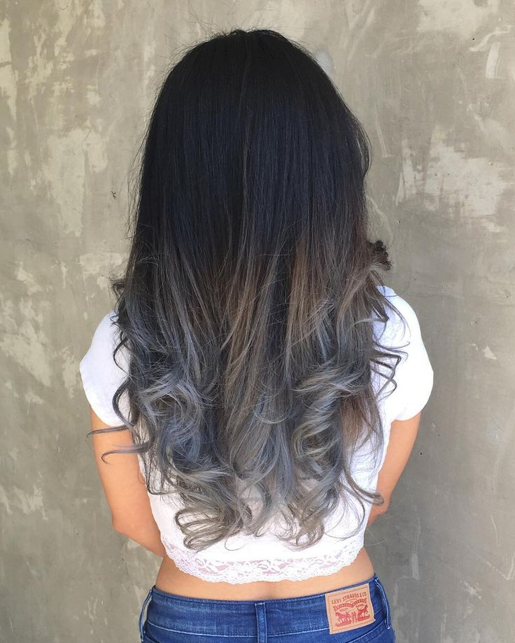 1000+ ideas about Silver Ombre Hair on Pinterest  Silver
