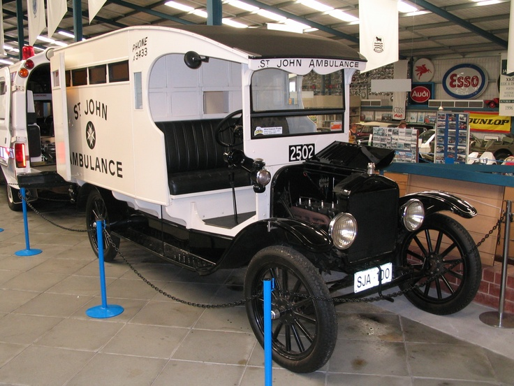 St John Ambulance. Perth, Western Australia