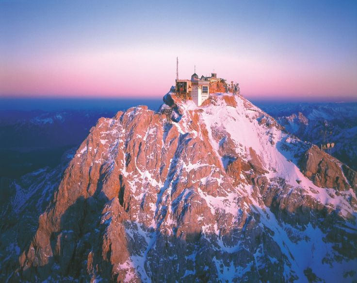 The Zugspitze – sports and leisure paradise in the Alps