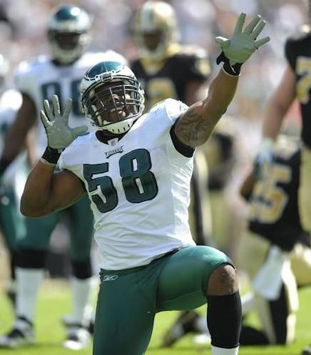 Philadelphia Eagles DE Trent Cole rated 57th best player of 2012 « Philly Sports Muse