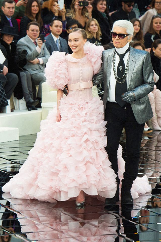 205 best images about pink blush gowns on pinterest for Millennial pink wedding dress