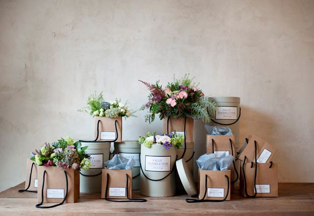 Sally Hambleton, Flowers to go en El Corte Inglés de Castellana | Casilda se casa