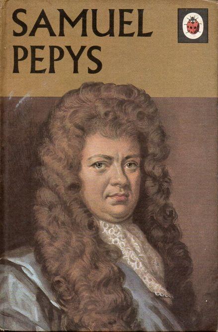 SAMUEL PEPYS Ladybird E-book An Journey from Historical past First Version Matte Hardback 1974