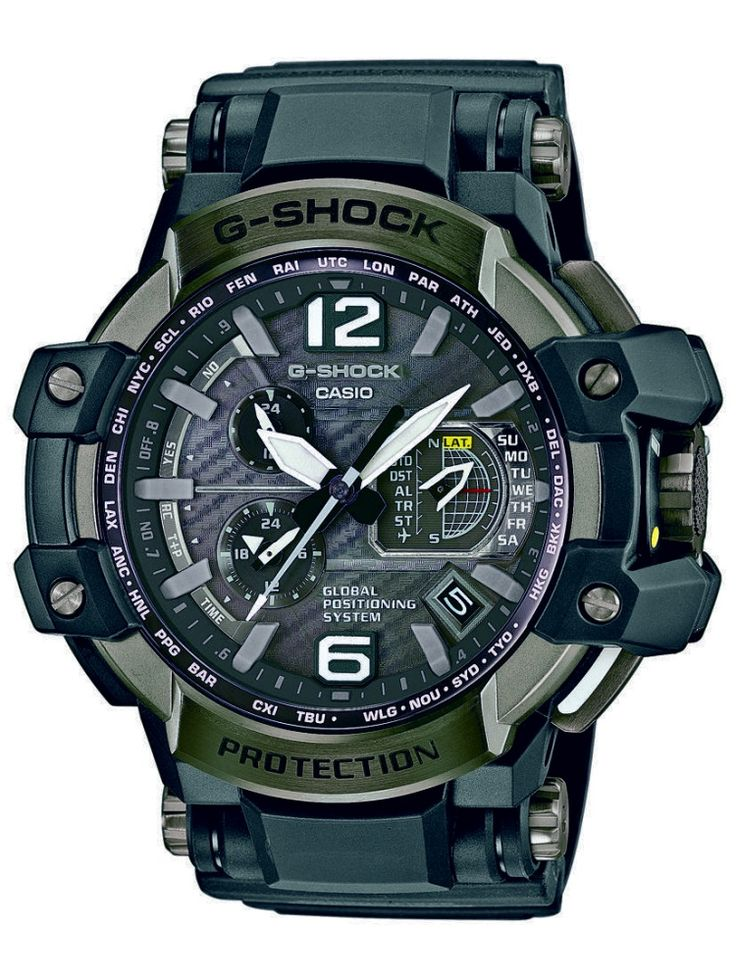Casio Uhren-Serie G-Shock Gravity Master GPW-1000-1BER PREMIUM (Uhren) - uhrendirect.de