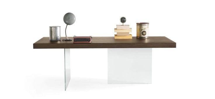 Tavolo Air Bump Wood - table Lago - meubles en Belgique  - Selection Meubles, Amougies, mobilier
