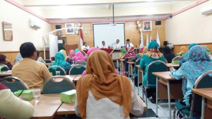 Indeks membaca orang Indonesia masih rendah. GLS hadir untuk mencari solusi