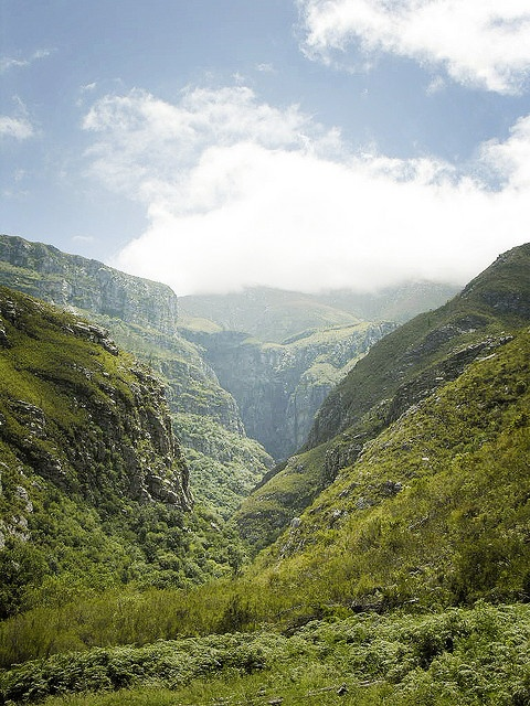 Hermitage Kloof - Swellendam, SouthAfrica. BelAfrique your personal travel planner - www.BelAfrique.com