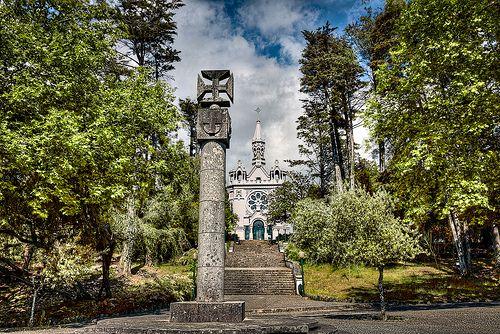 Parque La-Salette - Oliveira de Azeméis