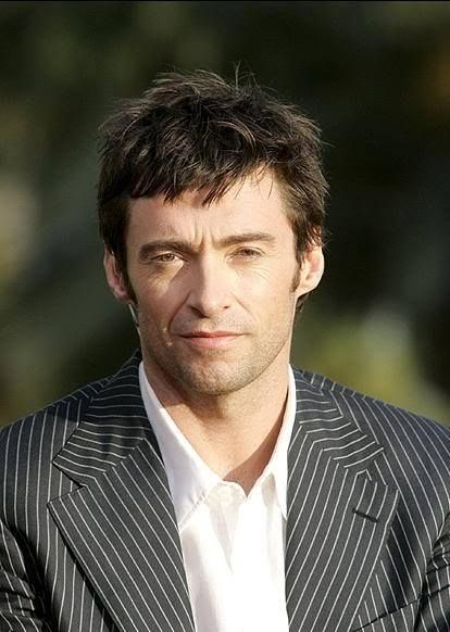 Hugh looking very handsome during the Swordfish film era.