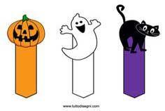 laboratori per bambini segnalibri halloween http://laboratoriperbambini.altervista.org/halloween.html