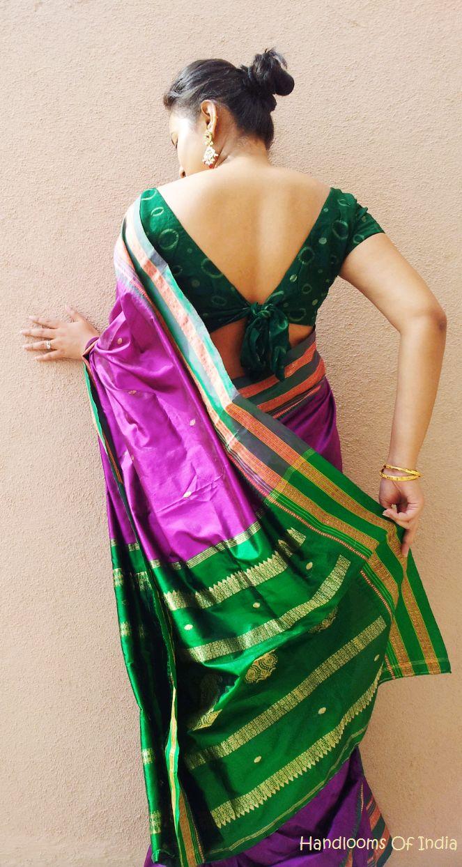 Narayan Peth Saree