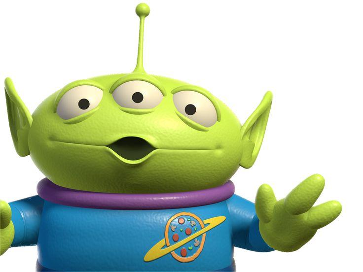 enanitos verdes marcianos de toy story
