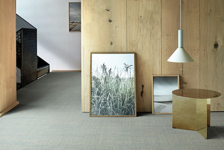 Contemplation colour Homespun. Carpet tiles, Interface