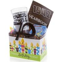 70th Birthday Retro Gift Basket - 1942  http://www.retroplanet.com/PROD/36400