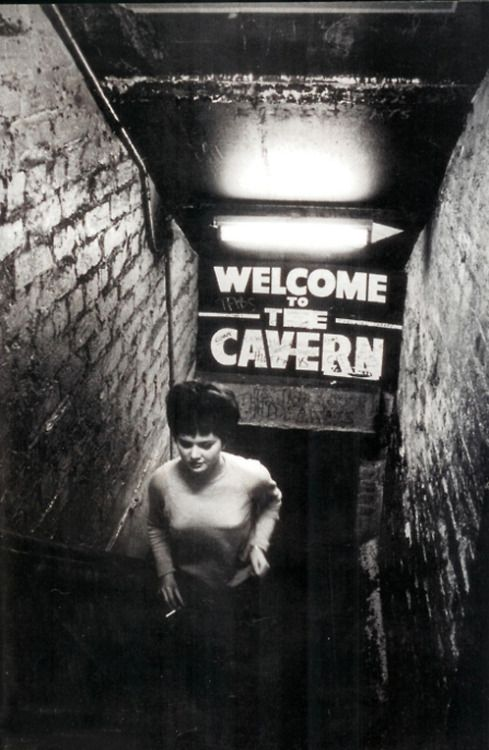 Cavern Club in Liverpool, 1964